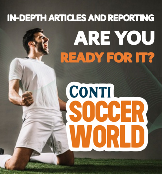 ContiSoccerWorld - Are you ready for it?